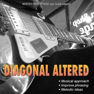 Musical approach to the altered scale, learn new melodic ideas, and improve your phrasing.